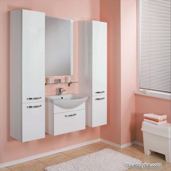 Покупаем мебель для ванной комнаты