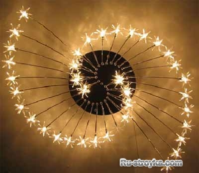 Правильно подобранный светильник – залог уюта и комфорта