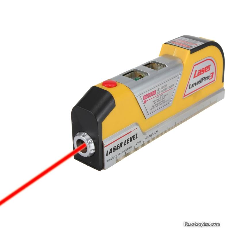 Электронная лазерная рулетка – незаменимый помощник ремонтников и строителей