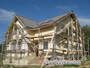 Этапы комплексного ремонта коттеджей