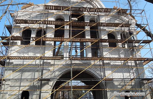 Использование вышки туры в строительстве