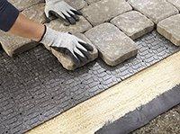 Форма для тротуарной плитки своими руками