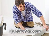 Как выбрать плинтуса для напольной плитки
