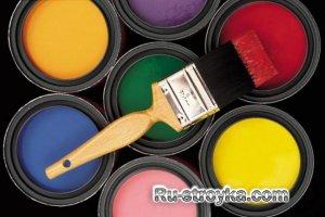 Декорирование красками