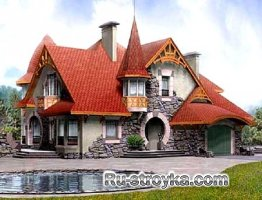 Составные элементы крыши