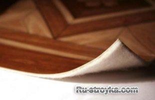 Линолеум как напольное покрытие