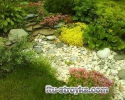 Сад сделанный своими руками