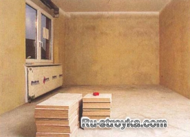 Укладка плиточных полов