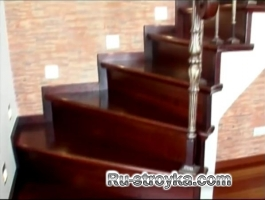 Stairs Laiptai clasic 6