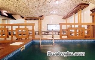 Японские бани.