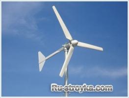 Ветровая электростанция EuroWind 2