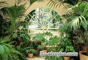 Отопление и освещение зимнего сада