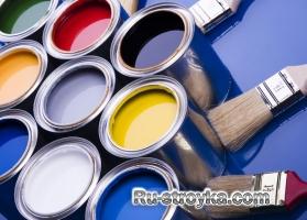 Назначение алкидных красок и эмалей