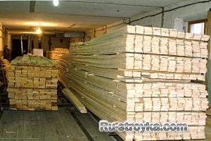 Общие сведения о строительных пиломатериалах