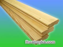 Строение и свойства древесины.
