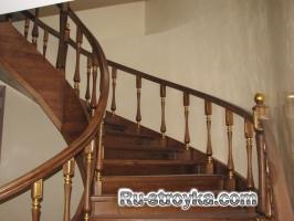 Величина подъема марша лестницы