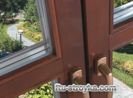 Окна деревянные и их отличия от пластиковых