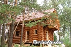 Строим из канадского кедра