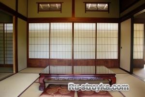 Дизайн интерьер в японском стиле