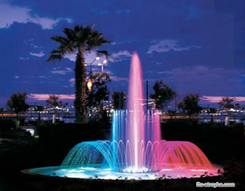 Фото фонтанов и как их сделать