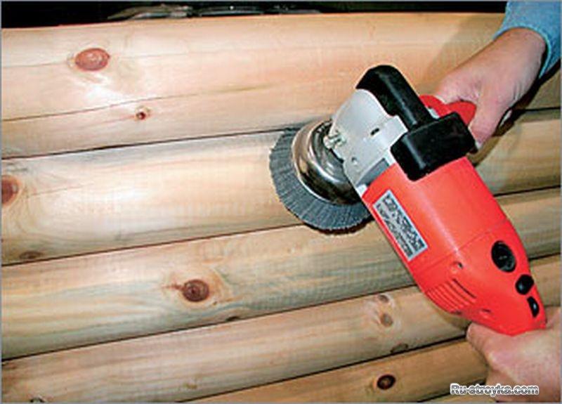 Отлично подойдет для использования на фрезерных станках вместо насадных фрез для искуственного старения древесины