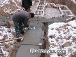 Какие технологии зимнего бетонирования сейчас применяют