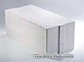 Недостатки кладки из ячеистого бетона