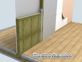 Выбор материалов для выполнения изоляции дома от проникновения холода и шума