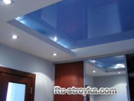 Подвесной потолок: польза или вред?