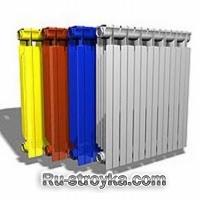 Выбор тепловой мощности радиаторов