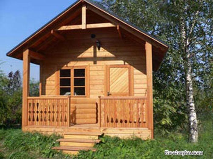 Садовые домики своими руками с малыми затратами фото