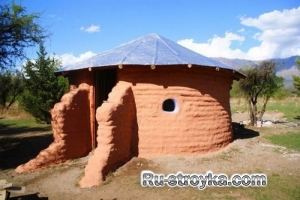 Строительство летнего домика без особых усилий и затрат. Фотографии.