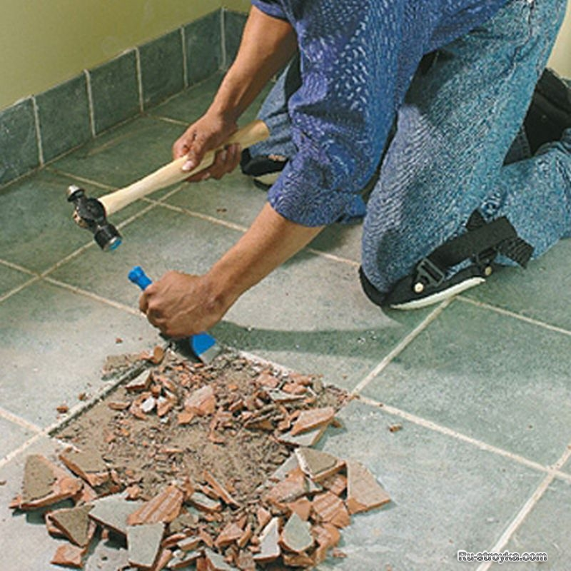 Best Way To Remove Ceramic Floor Tile 1384907 Gabor Sagmajsterfo