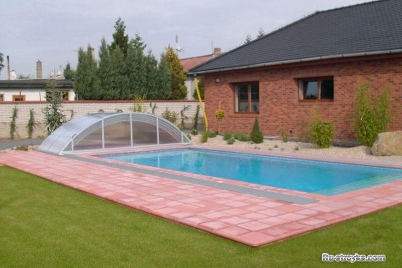 Верхние корпуса для бассейнов.