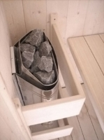 Изготовление мини-сауны в квартире.
