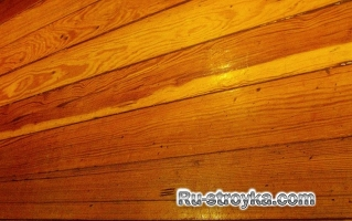 Как изготовит полироль для деревянного пола.