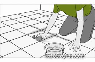 Как укладывать керамическую плитку