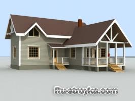 Каркасный дом - проектирование,  строительство в Одессе
