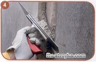 Как утеплить и защитить цоколь здания ( 1-й вариант).