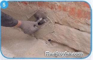 Как выполнить гидроизоляцию и ремонт внутренних стен подвала.