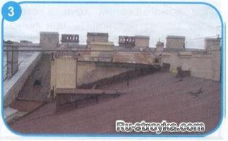 Как отремонтировать плоскую крышу