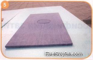 Как уложить керамическую или керамогранитную плитку.