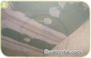 Как покрасить или оклеить обоями стену или потолок из гипсокартонных плит в сухих помещениях.