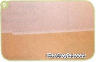 Как быстро сделать декоративную отделку потолка.