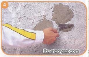 Как сделать облицовку из мрамора или стеклянной мозаики.
