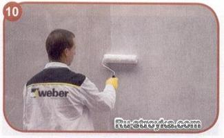 Как оштукатурить дом из ячеистого бетона.