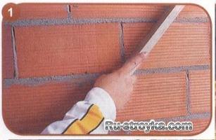 Как выполнить фасад здания с декоративно-защитной отделкой.