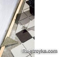 Как правильно и красиво уложить керамическую плитку на балконе.