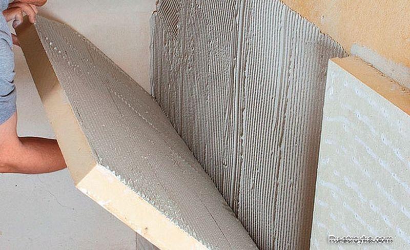 Теплоизоляция стен изнутри материалы своими руками 90