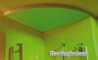 Светодиодный потолок.
